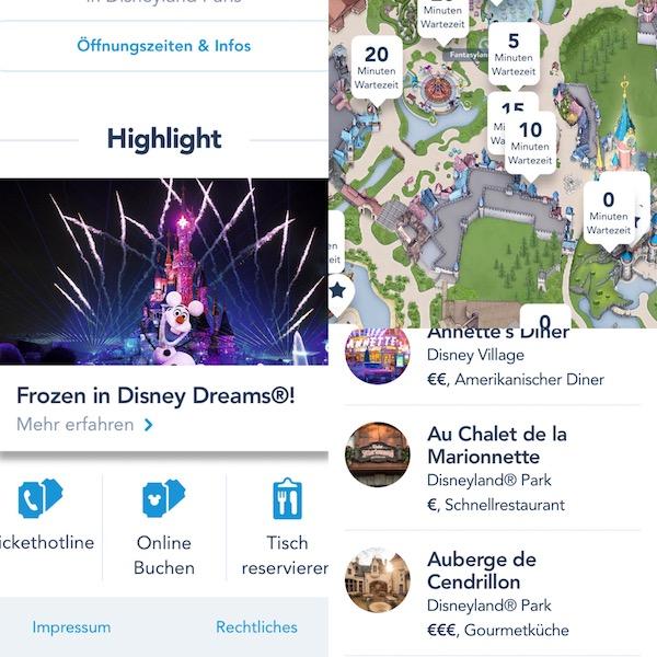 Karte Disneyland Paris Attraktionen.Nachrichten Disneyland Paris Magicalholidays De