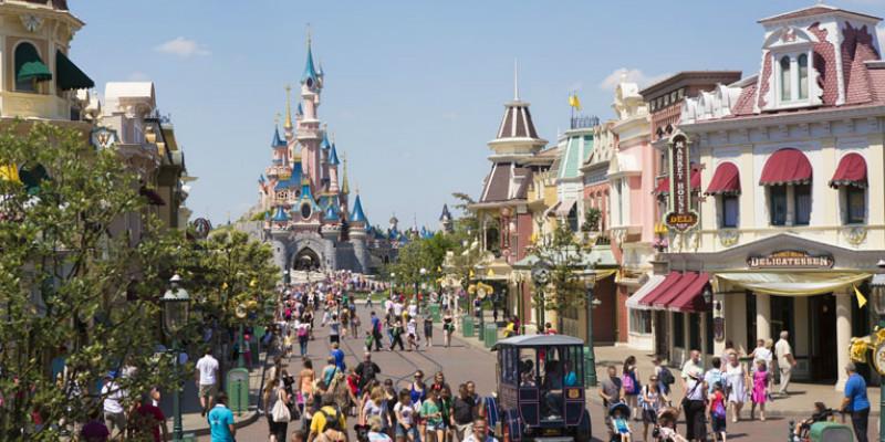 Entreeprijzen Disneyland Resort Paris