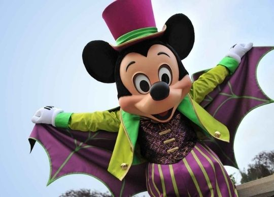 Halloween und Weihnachten kehren im Disneyland Paris mit besonderer Unterhaltung zurück Bild
