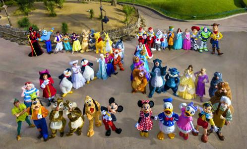 Disney 25 Jahre