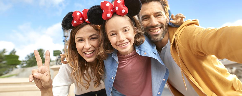 Ihr Disneyland® Paris Reisebüro